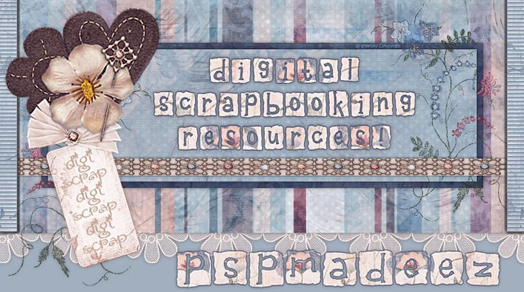 Pspmadeez Digital Scrapbooking Resources